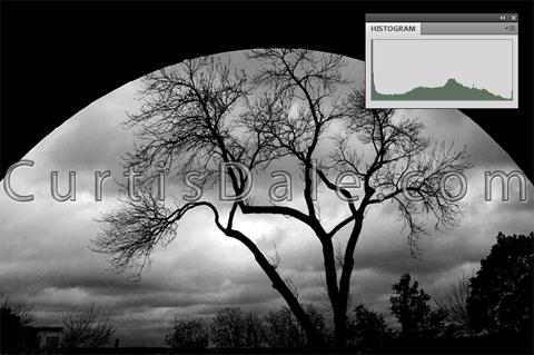 histogram-good-exposure