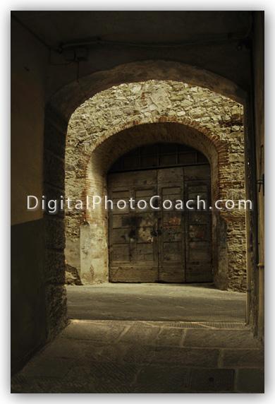 door peek & Framing the Subject | Pro Photographers Composition Secret No. 3 ...